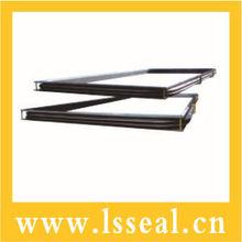 best seller di metallo compensatore rettangolare tubo compensatore