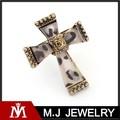 croce bizantina ad anello per le donne