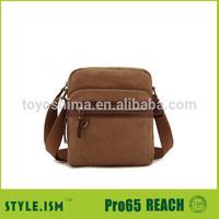 wholesale china trade long shoulder canvas hobo bag