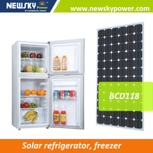 12v dc refrigerator absorption refrigerator and absorption freezer Solar freezer in china