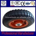 Pneumática da roda do carrinho de mão de pneus com aro 3.50-5