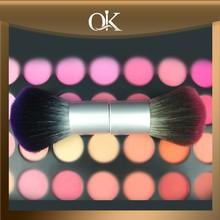 QK high quality cute synthetic kabuki brushes