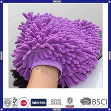 china manufacturer wholesale colorful chenille glove