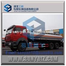 18 cbm 19 cbm fuel trucks fuel transport tanker mobile diesel fuel tank for sale