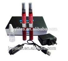 eGo-U ecig starter kit double kit in gift box ego starter kit ego battery ce4 atomizer low moq to get wholesale price