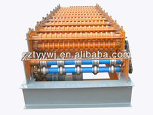 Innovative two layers wall sheeting roll forming machine