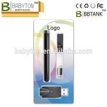 No leaking bud touch vaporizer pen /blister pack vape pens