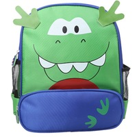 2015 hot new cute school bag trendy nylon funny backpack