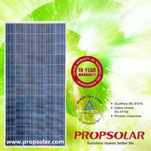 25 years warranty best price 300 watt monocrystalline solar panels