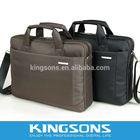 Fire-new Tridimensional Laptop Bag Black Rectangle Computer Bag Practical Business Bag