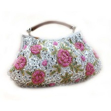 Fashionable ladies beaded evening bags 572T11