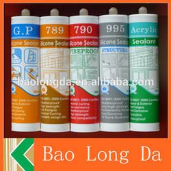 General purpose 300ml acid curing acetic silicone sealant