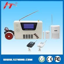 Gsm intelligent alarm system Wireless home alarm House anti-theft alarms system