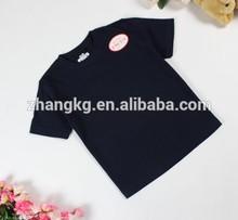 Kids embroidered t shirts,kids brand wear custom kids t shirts