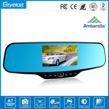 Super clearly night vision 1080p 2.7 Inch full hd 1080p car view camera