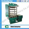xlb borracha tijolo do molde da máquina de vulcanização de pneus da máquina de reciclagem de borracha telha máquina