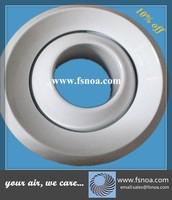 JET01 2015 international quality aluminum HVAC ball jet diffuser with adjustable ball for worldwide market