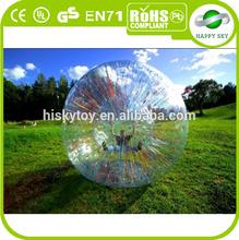 Popular PVC/TPU zorb ball manufacturers,football zorb ball,inflatable pvc zorb ball