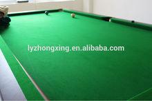 billiard table cloth fabric