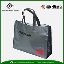 Wholesale 2015 Reusable Eco-friendly Non woven Shopping Bag