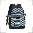 2014 KOSTON branding Striped designs casual backpack KB088