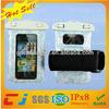 100% sealed waterproof case for nokia lumia 1520 with armband