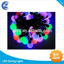 IPX8 waterproof E27 Multi-Colour 0.6W C35 Outdoor led Festoon string lights