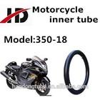 motorcycle inner tube 350--18