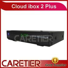 2year guarantee cloud ibox 2plus 500Mhz CPU DVB-S/S2+T2/C tuner openli 4.0 with cloud ibox 2 plus upgrade