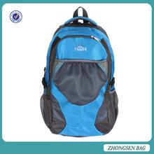 zhongsen brand popular new leisure backpack