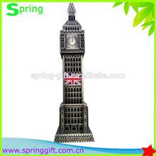 NEW metal craft birtish london Souvenir UK big ben london clock model