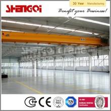 Safety & Durable heavy duty lift equipment workshop 5 ton bridge crane price 5 ton double beam bridge crane