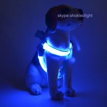 Cheap price nylon led dog collar