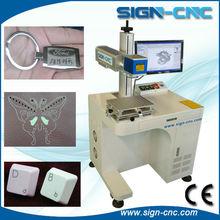 high power optical fiber laser marking machine laser marker for metal SIGN CNC 20