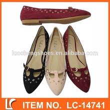 New modal urban lady flat shoes