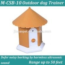 Outdoor Ultrasonic Dog Bark Control Device pet supplies