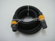 PVC suction hose for water pump flat surface rigid PVC spiral reinforced hose