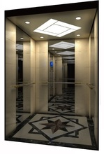 Smart and Intelligent Germany Technology Machine Room Elevators Made in China without Machine Room