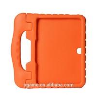free standing customized design shockproof EVA 10.1 tablet case for samsung p5200
