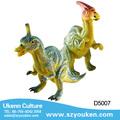 12pcs/set dinozorlar sert pvc peluş oyuncak hayvan modeli