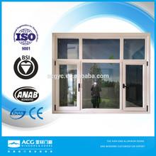 ACG Brand CE certificate aluminum window frames