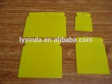 4pcs/set putty knife, plastic paint putty knife/scraper