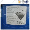 Cas 7758-19-2 clorito de sodio solución para blanqueo de pasta
