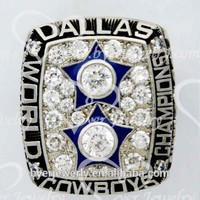 Cheap custom replica championship ring dallas cowboys ring champions ring