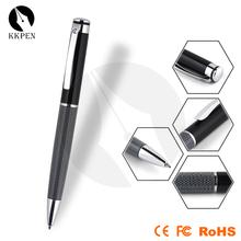 Jiangxin twist function pld style half metal pen with ball pen