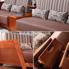 Living room sofa set designs and prices, living room furniture l-shape sofa ( EMT-04 )