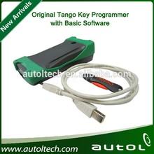 TANGO Car Transponder Key Programmer original TANGO key programme writing, reading, modes password, crypto, Manchester