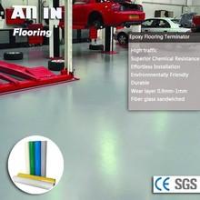 GEMP Dust proof flooring Plastics Flooring pvc discount vinyl flooring