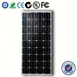 Anern Monocrystalline Silicon thin film solar cell