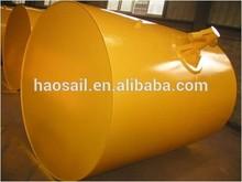 Steel Construction Foam Filled Mooring Buoy
